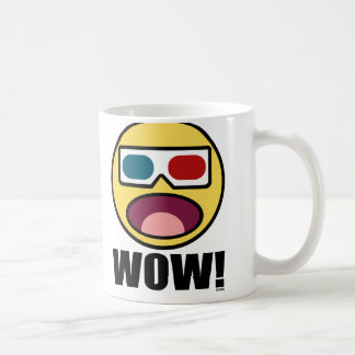Wow! 3d coffee mug