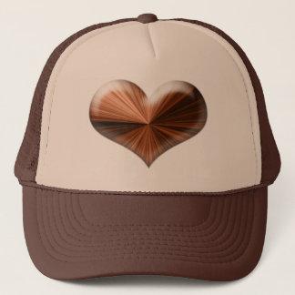 Wow 3D Heart for Romantics! Trucker Hat