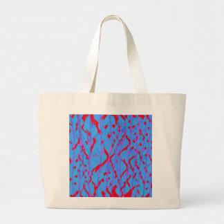 wow factor kicks in and kicks arts jumbo tote bag