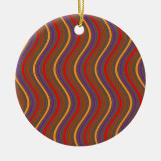 WOW Factor Waves: art NAVIN JOSHI lowprice GIFTS E Christmas Tree Ornament
