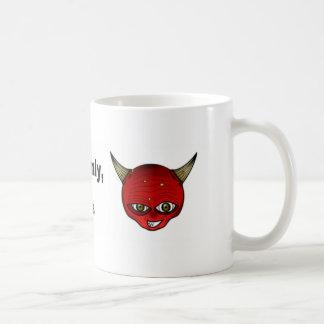 Wow, I went there. Coffee Mug