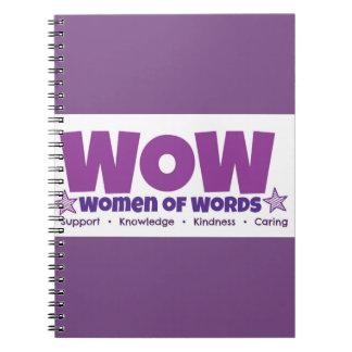 WOW notebook