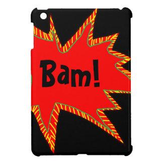 Wow Pop Pow Comic Art Super Heroes Word Bubble 3 Case For The iPad Mini