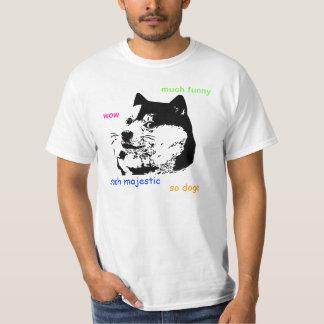Wow. Such t-shirt. So shibe doge. T-Shirt