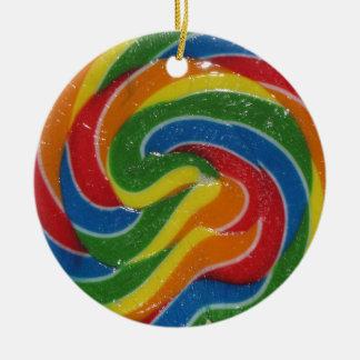 WOW That s a Flippin Huge Lollipop Ornament