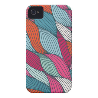 wowen colorfull pattern iPhone 4 case