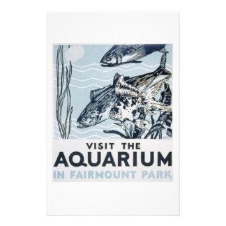 WPA - Aquarium Flyers