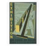 WPA - Art Exhibition Full Color Flyer