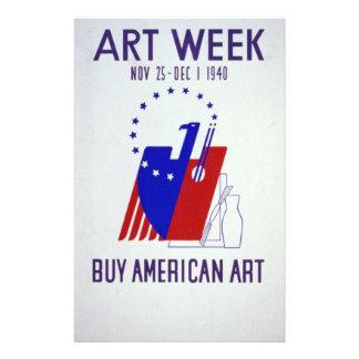 WPA - Art Flyer Design