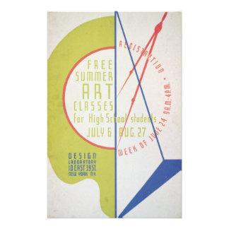 WPA - Art Full Color Flyer
