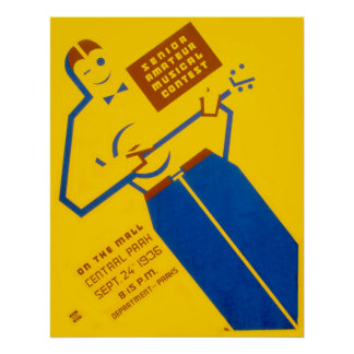 WPA Contest Poster