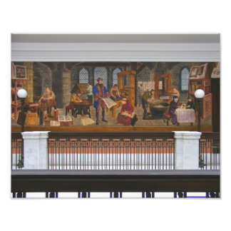 WPA Murals 5 ~ Photo