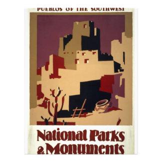 WPA - National Parks Custom Flyer