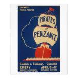 WPA - Pirates Play Custom Flyer