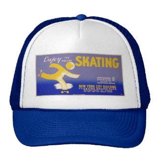WPA Skating Cap