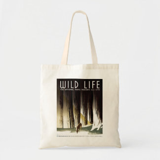 """WPA - """"Wild Life"""" Bag"""