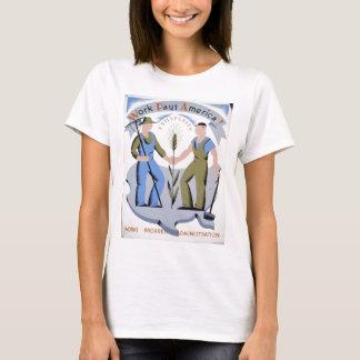 WPA - Work America T-Shirt
