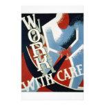 WPA - Work Safe Custom Flyer