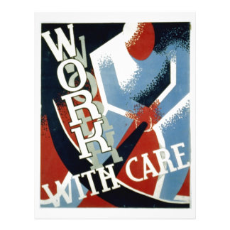 WPA - Work Safe Full Colour Flyer