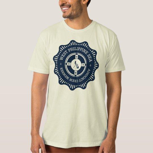 WPS Crew Member Badge Bold Star Men's Gear T-Shirt