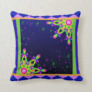 WQ Kaleidoscope Pillow Square Posh Series Name