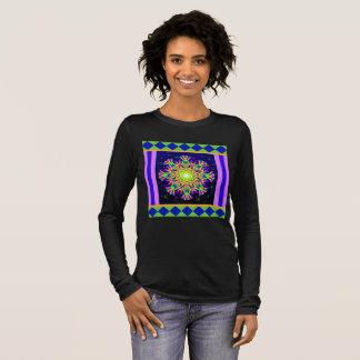 WQ Kaleidoscope Posh Series Long sleeve Womans Tee