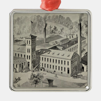 WR Brixey, manufacturer Christmas Ornament