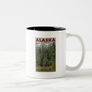 Wrangell-St Elias - The Last Frontier Coffee Mugs
