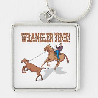 Wrangler Time Keychains