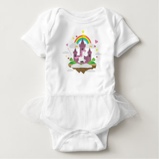 Wrap A Stealing Baby Girl /Princesse Fairy Baby Bodysuit