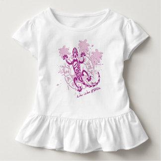 Wrap baby girl horoscope lizard F Toddler T-Shirt