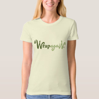 Wrapagain T: Ladies Organic (Fitted) T-Shirt
