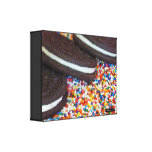 Wrapped Canvas- Cookies