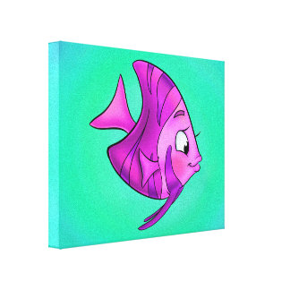 Wrapped Canvas - Gelica Canvas Prints