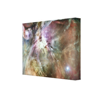 Wrapped Canvas (Gloss) Orion Galaxy