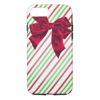 Wrapped with Red Bow iPhone 7 Case