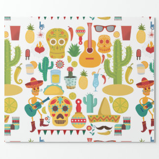 Wrapping Paper - Cinco de Mayo