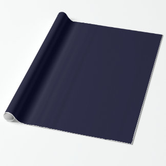 Wrapping paper dark blue