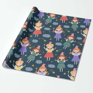 Wrapping Paper - Fairies