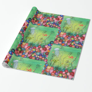 Wrapping Paper- Sea of Color Wrapping Paper