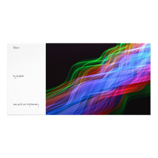 Wrasse Photo Card Template