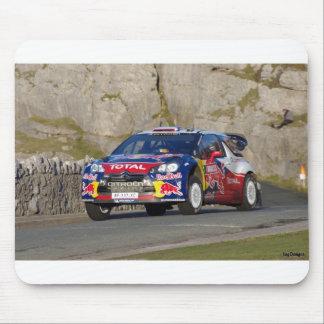 WRC Rally Car Mouse Mat