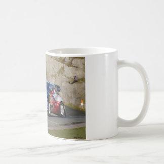 WRC Rally Car Basic White Mug