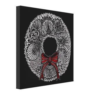 Wreath Canvas Print