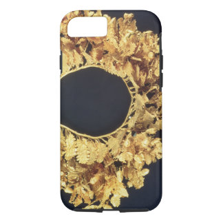 Wreath, Greek, late 4th century BC (gold) iPhone 8/7 Case