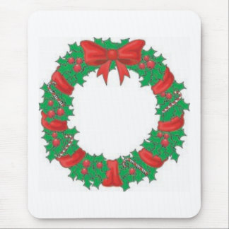 Wreath Mouse Pad