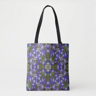 Wreath of Lupine.... Tote Bag