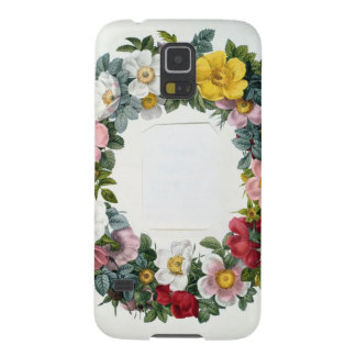 Wreath of Roses, Frontispiece for 'Les Roses' Galaxy S5 Case