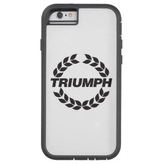 Wreath Triumph Logo Tough Xtreme iPhone 6 Case