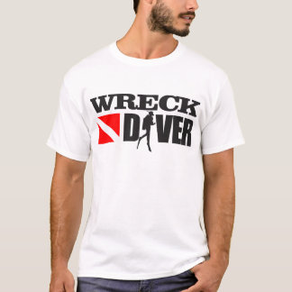 Wreck Diver 2 Apparel T-Shirt